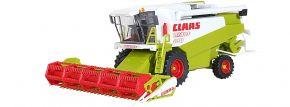 kibri 12263 CLAAS Mähdrescher mit Schneid- und Maisgebiss Bausatz Spur H0 kaufen