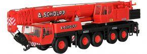 kibri 13001 LIEBHERR LTM 1160/2 Bausatz Spur H0 kaufen