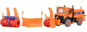 kibri 15011 Unimog Schneefräse mit Winterdienstausrüstung | Bausatz Spur H0 kaufen