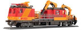 kibri 16080 Motorturmwagen MTW 100.083 DB Bahnbau Bausatz Spur H0 kaufen