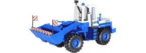 kibri Bausatz THW FAUN F 1310 Radlader Bausatz Spur H0 kaufen
