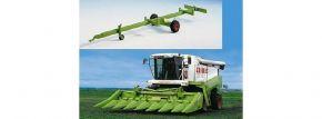 kibri 19001 CLAAS Lexion 480 Mähhdrescher mit Maisernteanbau Bausatz Spur N kaufen