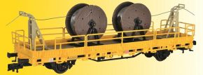 kibri 26266 Fahrleitungsbauwagen Fertigmodell Spur H0 kaufen