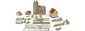 kibri 36401 Ruine Klostergarten inkl. Haus und Openair-Bühne | Gebäude Bausatz Spur Z kaufen