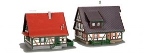 kibri 36406 Fachwerkhäuser   2 Stück   Bausatz Gebäude Spur Z kaufen