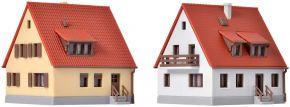 kibri 36780 Siedlungshaus aus den 30er Jahren | 2 Stück | Bausatz Spur Z kaufen