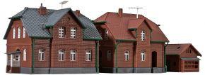 kibri 36784 Werkswohnhaus mit Nebengebäude, 2 Stück Bausatz Spur Z kaufen