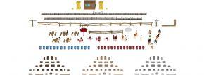 kibri 37490 Deko-Set Figuren Bausatz Spur N kaufen