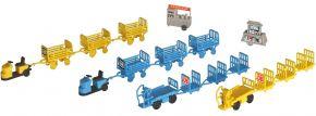 kibri 37530 Gepäckwagen Set Bausatz Spur N kaufen