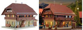 KIBRI 38024 Käserei Thal Heimisbach inkl. Beleuchtung   Gebäude Bausatz Spur H0 kaufen