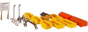 kibri 38155 Deko-Set Wertstoffhof Bausatz Spur H0 kaufen