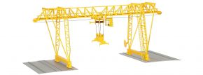 kibri 38530 DEMAG Containerkran Bausatz Spur H0 kaufen