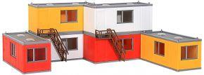kibri 38627 Gebäude-Container | 6 Stück | Bausatz Spur H0 kaufen