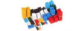kibri 38662 Deko-Set Getränkekisten auf Paletten Bausatz Spur H0 kaufen