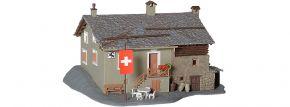 kibri 38811 Berggasthaus Steinbock in Grevasalvas Bausatz Spur H0 kaufen