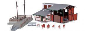 kibri 39096 Stall mit Viehverladung | Bausatz Spur H0 kaufen