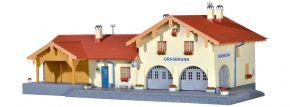 kibri Bahnhof Grasbrunn | Bausatz Spur H0 kaufen