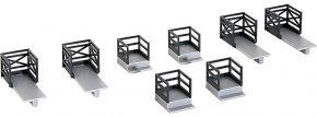 kibri 39754 Konsolenträger mit Geländer für Oberleitungsmasten Bausatz Spur H0 kaufen