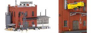 kibri 39813 Fabrik mit Anbau Bausatz Spur H0 kaufen