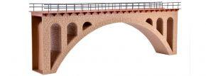VOLLMER 42549 Mauersteinbogenbrücke gerade | Bausatz Spur H0 kaufen