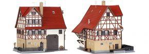 kibri 38161 Schwäbisches Bauernhaus Bausatz Spur H0