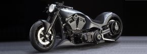 LEMKE KTS001 WALZ Rampage, Reventon Grau   Limited Edition   Motorradmodell 1:6 kaufen