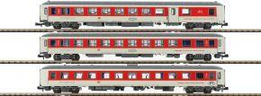 L.S.Models 79057  3tlg. Wagen-Set B CNL KOMET II | DB AG | Spur N kaufen