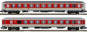 L.S.Models 96902 2-tlg. Set Personenwagen CNL Apus | DB | Spur N kaufen