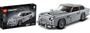 LEGO 10262 James Bond Aston Martin DB5 | LEGO CREATOR Konstruktionsbaukasten kaufen