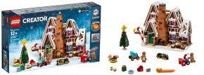 LEGO 10267 Lebkuchenhaus | LEGO CREATOR kaufen