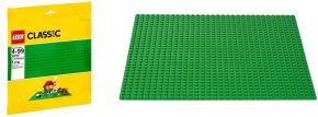 LEGO 10700 Grüne Grundplatte   LEGO CLASSIC kaufen