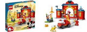 LEGO 10776 | Mickys Feuerwehrstation und Feuerwehrauto | LEGO Disney kaufen