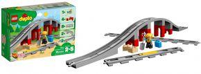 LEGO 10872 Eisenbahnbrücke und Schienen   LEGO DUPLO kaufen
