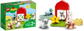 LEGO 10949 Tierpflege auf dem Bauernhof   LEGO DUPLO kaufen