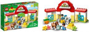 LEGO 10951 Pferdestall und Ponypflege   LEGO DUPLO kaufen