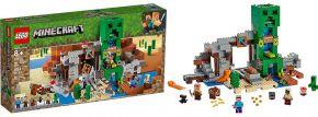 LEGO 21155 Die Creeper Mine | LEGO MINECRAFT kaufen