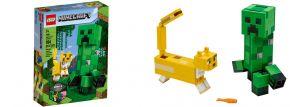 LEGO 21156 BigFig Creeper und Ozelot | LEGO MINECRAFT kaufen
