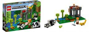 LEGO 21158 Der Panda Kindergarten | LEGO MINECRAFT kaufen