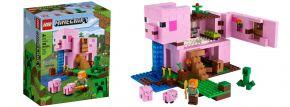 LEGO 21170 Das Schweinehaus | LEGO MINECRAFT kaufen