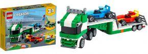 LEGO 31113 Rennwagentransporter | 3in1 | LEGO CREATOR kaufen