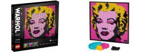 LEGO 31197 Andy Warhol`s Marilyn Monroe | LEGO ART kaufen