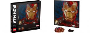 LEGO 31199 Marvel Iron Man | LEGO Art kaufen
