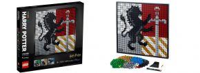 LEGO 31201 Harry Potter Hogwarts Wappen | LEGO Harry Potter kaufen