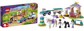 LEGO 41441 Trainingskoppel und Pferdeanhänger   LEGO FRIENDS kaufen
