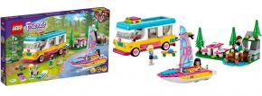 LEGO 41681 Wohnmobil und Segelbootausflug   LEGO FRIENDS kaufen