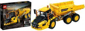 LEGO 42114 Knickgelenkter Volvo-Dumper A60H (6x6) | LEGO TECHNIC kaufen