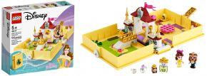 LEGO 43177 Belles Märchenbuch | LEGO Disney Princess kaufen