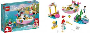 LEGO 43191 Arielles Festtagsboot | Disney Princess kaufen