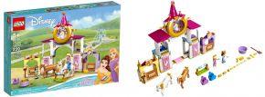 LEGO 43195 Belles und Rapunzels königliche Ställe | Disney Princess kaufen