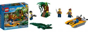 LEGO 60157 Dschungel Starter Set | LEGO CITY kaufen